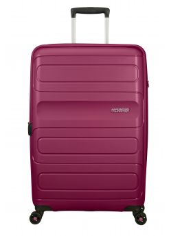 Valise 77 cm rigide 8 roulettes Sunside American Tourister