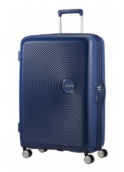 Valise 77 cm Rigide 8 roulettes Soundbox American Tourister