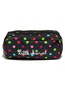 Trousse double compartiment Little Marcel
