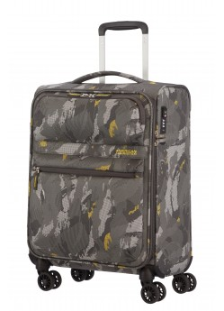 Valise cabine souple 8 roulettes Matchup American Tourister
