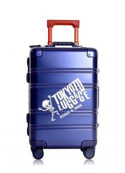 Valise cabine rigide 8 roulettes Logo Tokyoto Luggage