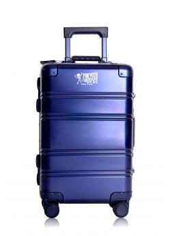 Valise cabine rigide 8 roulettes Small Logo Tokyoto Luggage