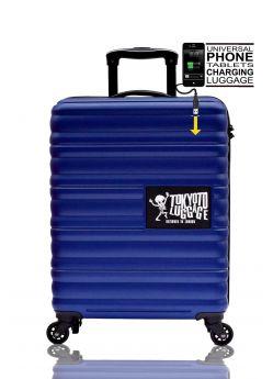 Valise cabine rigide 4 roulettes Elegante Tokyoto Luggage