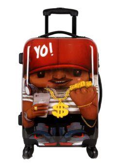 Valise cabine rigide 4 roulettes  Black Empire Tokyoto Luggage