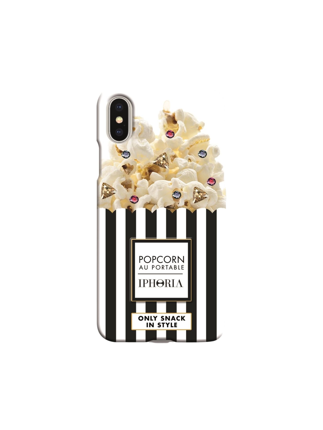 coque iphone xs bandouliere