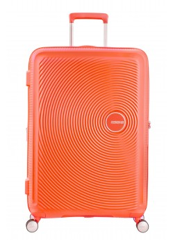 Valise Cabine Rigide 8 roulettes Soundbox American Tourister