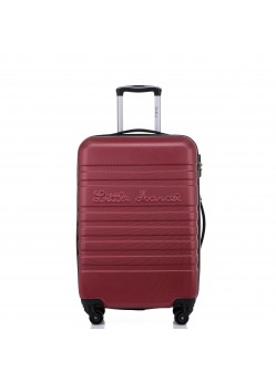 Valise 65 cm Rigide 4 roulettes New Vin Little Marcel