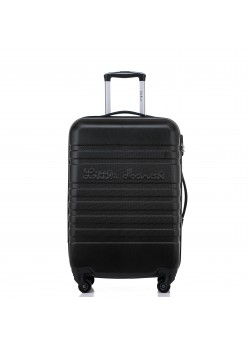 Valise 65 cm Rigide 4 roulettes New Noir Little Marcel