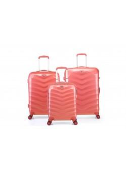 Set de 3 valise Rigide 8 roulettes Verage