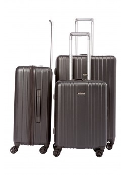 Set de 3 valise Rigide 8 roulettes Verage