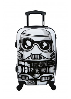 Valise cabine Rigide 4 roulettes White Soldier Tokyoto Luggage
