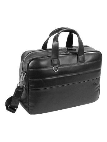 Serviette en cuir Passenger Leather Nava