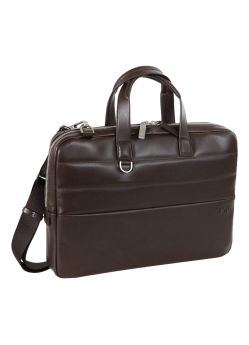 Serviette fine en cuir Passenger Leather Nava