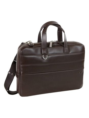 Serviette fine en cuir Passenger Leather Nava
