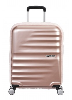 Valise cabine 8 roulettes Wavebreaker Fur American Tourister