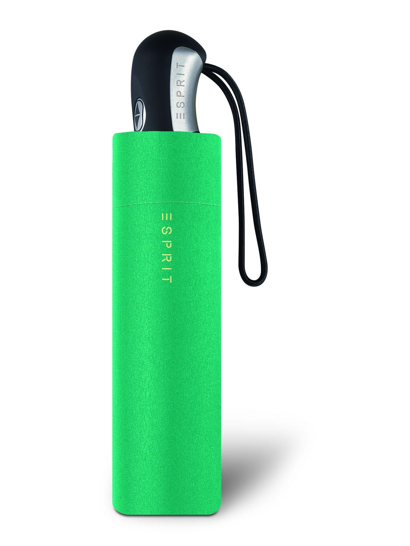 Esprit ouverture automatique 3-Section Light parapluie pliant 28 cm