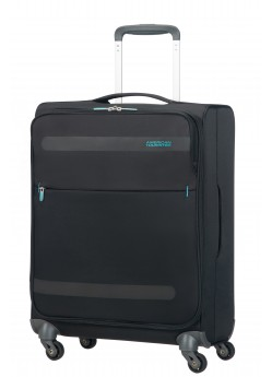 Valise cabine souple 4 roulettes Herolite American Tourister