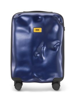 Valise cabine Rigide 8 roulettes Icon Crash Baggage