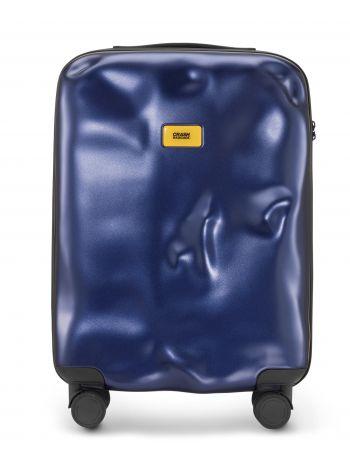 Valise cabine Rigide 8 roulettes Icon Crash Baggage