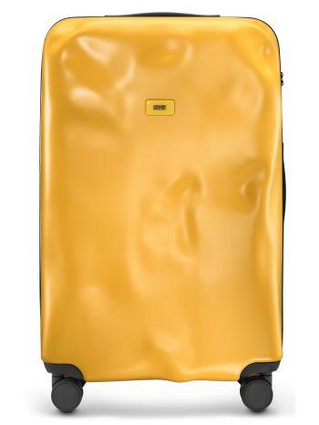 Valise 79 cm Rigide 8 roulettes Icon Crash Baggage