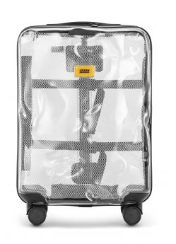Valise cabine Rigide 8 roulettes Share Crash Baggage