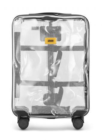 Valise cabine Rigide 8 roulettes Share Crash Baggage