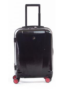 Valise cabine rigide 8 roulettes PlatinelE Alpini